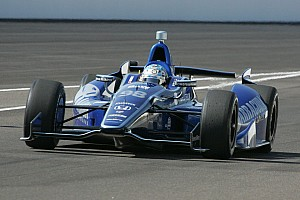 IndyCar Tagliani has 'four of the hardest laps of my life' at Indy quals