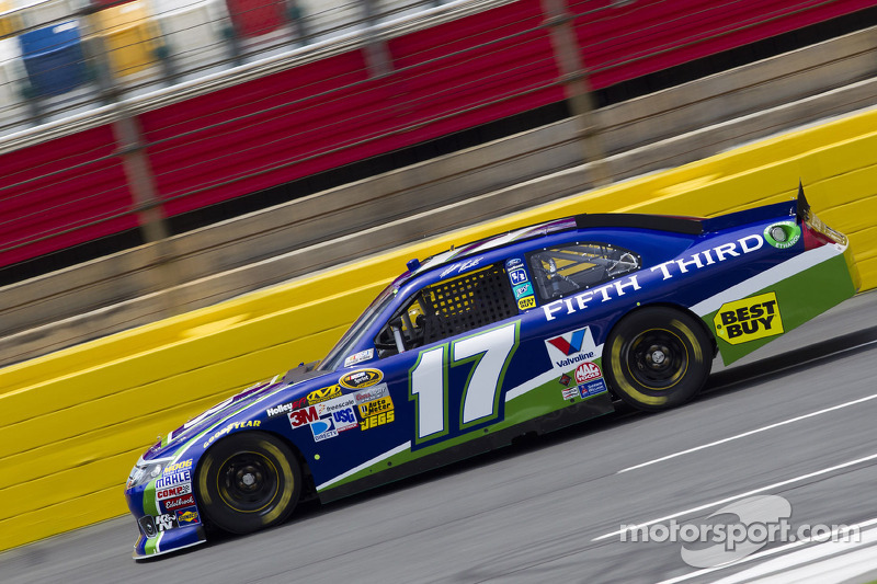 Kenseth, Ford drivers talk about Charlotte All-Star race