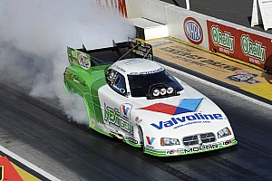 NHRA Beckman, Grubnic and Johnson at Heartland Park Topeka