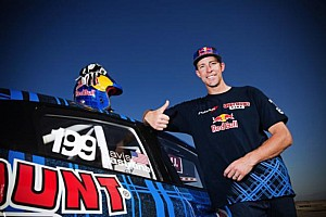 Other rally Pastrana looks forward to his RallyCross adventure in Charlotte