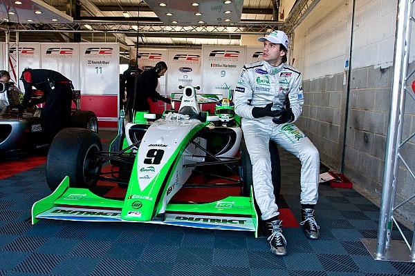 F2 Marinescu powers to Nurburgring pole