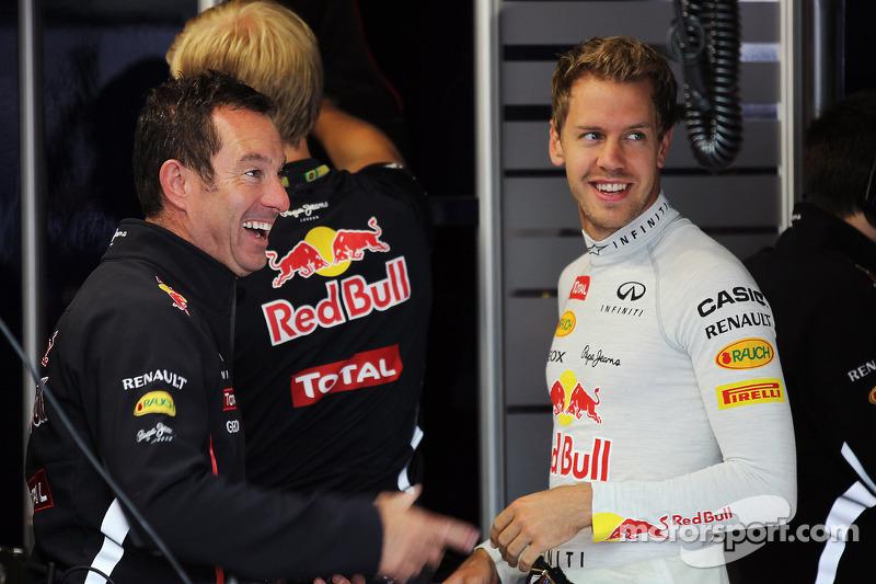 Domenicali admits eye on Vettel 'for the future'