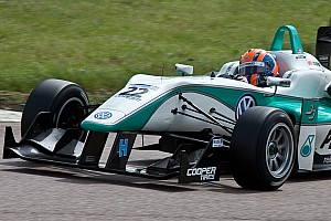 BF3 Jaafar steals victory at Rockingham
