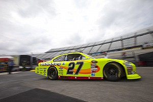 NASCAR Cup Menard leads Team Chevy in qualifying at Pocono
