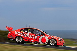Supercars Jamie Whincup looking to end pole drought at Darwin