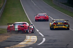 Le Mans Battle commences in GT