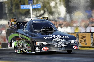 NHRA DeJoria and Kalitta and post runner-up nitro finishes in Bristol