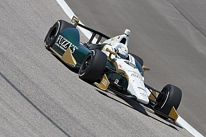IndyCar Breaking news Ed Carpenter earns second straight top-eight finish with Iowa win