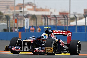 Formula 1 Breaking news Vergne to pay own fine after Valencia crash