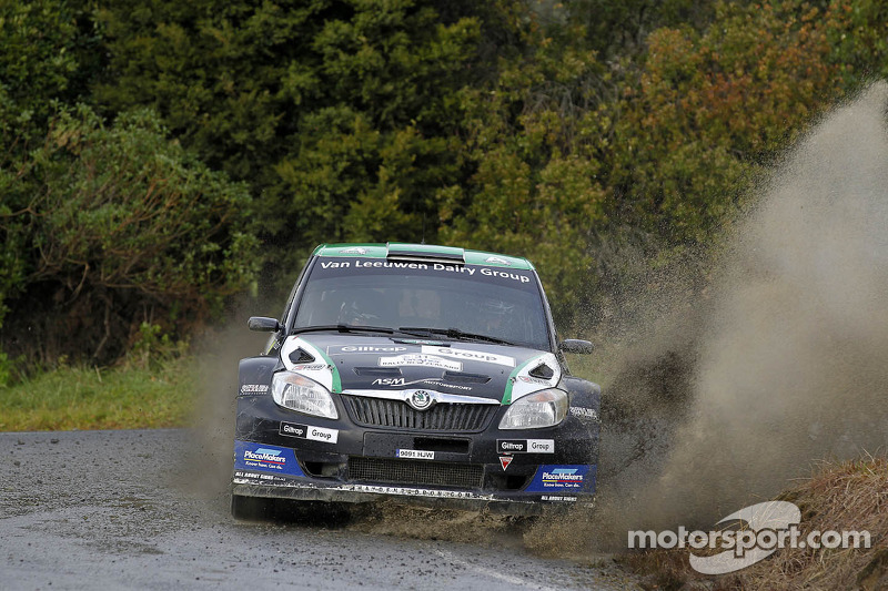 Paddon takes SWRC win and first Kiwi honour at Brother Rally New Zealand