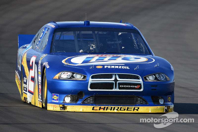 Keselowski on running all 3 races at Kentucky this weekend