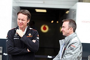 Formula 1 Rumor McLaren considers Ferrari pull-rod for 2013 car