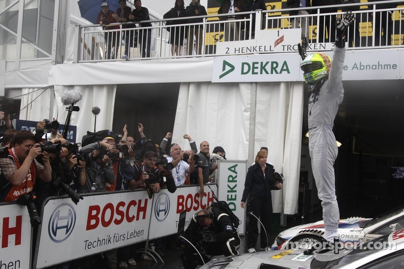 Jamie Green takes Norisring win for Mercedes