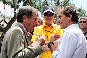 Formula 1 Commentary F1 in Bahrain 'a good decision' says Prost