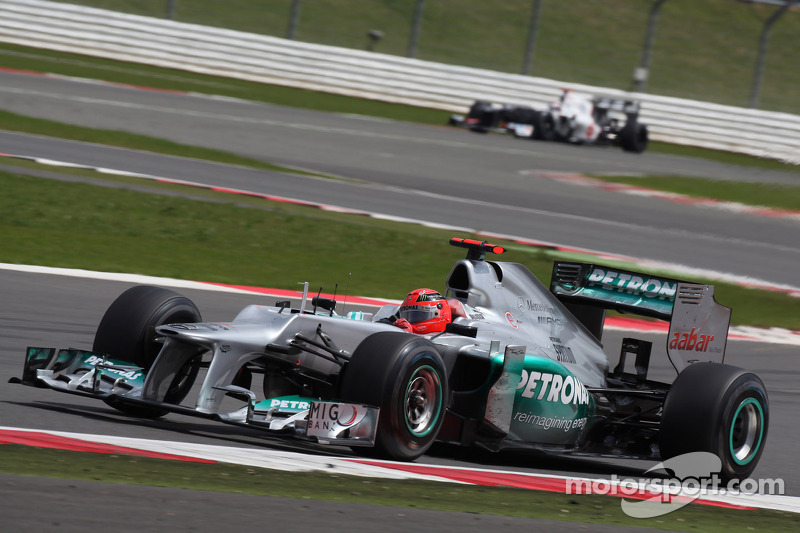 Mercedes did their best in British GP as they look toward home race