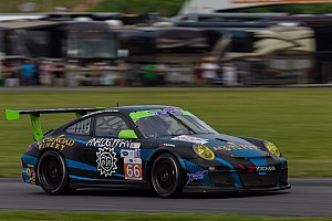 ALMS Preview TRG up to the challenge at fast Mosport circuit