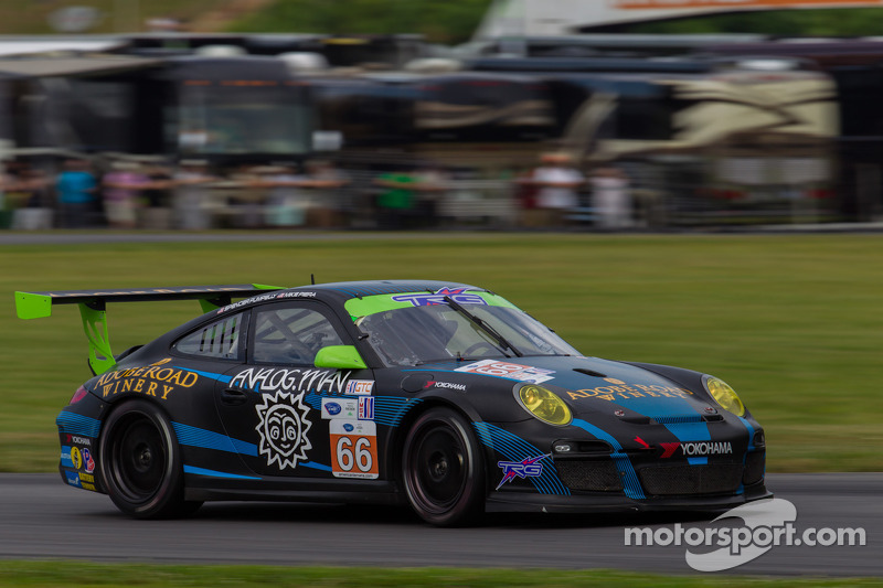 TRG up to the challenge at fast Mosport circuit