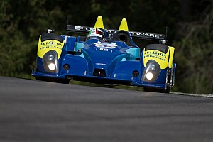 ALMS Race report Marino Franchitti denied opportunity at Mosport