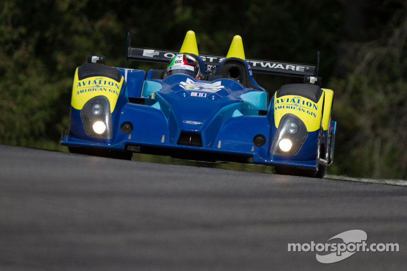 Marino Franchitti denied opportunity at Mosport