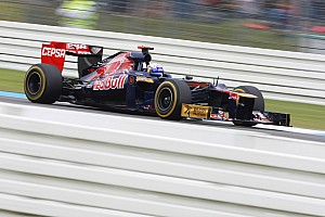 Formula 1 Race report Scuderia Toro Rosso drivers have mixed feelings in German GP results