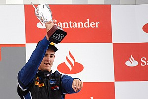 GP3 Preview Ocean sets sights on Hungarian podium