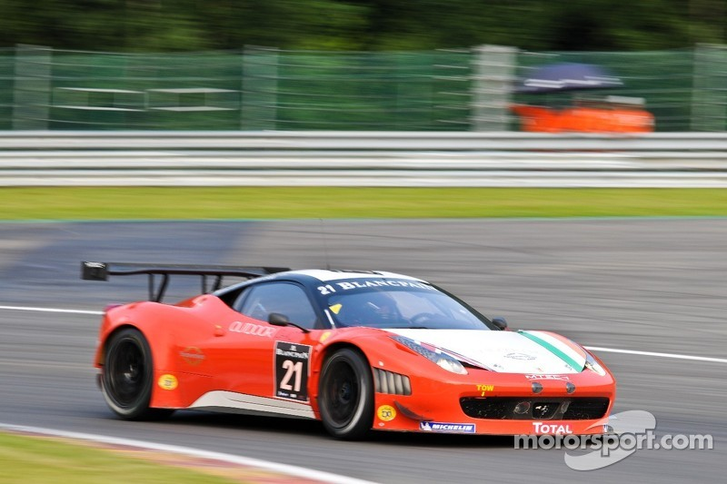 Good start to Spa 24 hour race event for MTECH