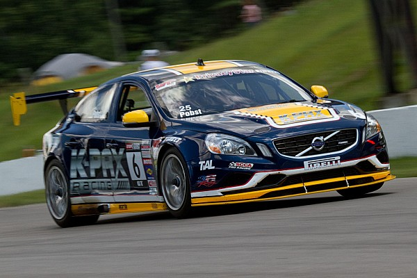 Pobst Tops Practice Charts at Cadillac Mid-Ohio Grand Prix; Esayian, Herbert Lead Classes