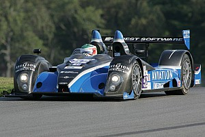 ALMS Qualifying report Marino Franchitti takes Mid-Ohio PC pole