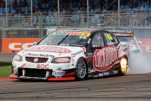 Supercars Race report Coulthard: Fine-tuned for the podium