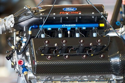 Penske Racing to use Roush Yates engines in 2013