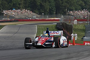 IndyCar Race report Extra fuel stop hurts Conway at Mid-Ohio