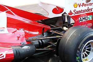 Formula 1 Commentary McLaren to follow Ferrari's 'pull-rod' lead in 2013