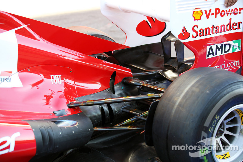 McLaren to follow Ferrari's 'pull-rod' lead in 2013