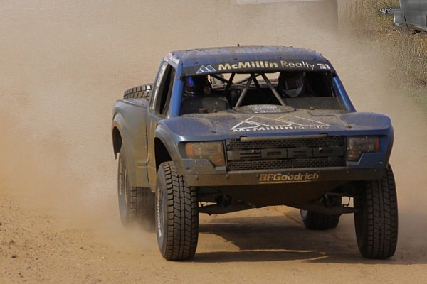 Score Three races only in 2013, all in Baja