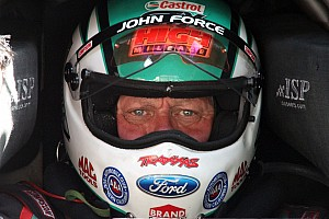 NHRA Preview John Force Racing seeking Countdown spots at Brainerd