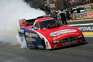 NHRA Preview Johnny Gray returns to Brainerd armed to defend Funny Car title
