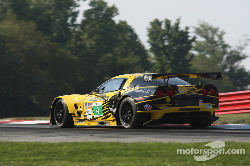 Oliver Gavin well placed for Road America four hour race