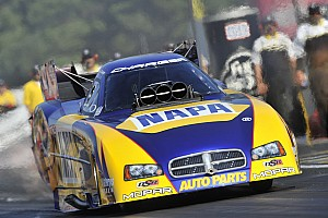 NHRA Race report Capps wins third title of season for NAPA Auto Parts