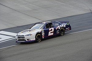 NASCAR Cup Breaking news Penske Racing, Miller to honor Rusty Wallace with Blue Deuce car at Bristol - video