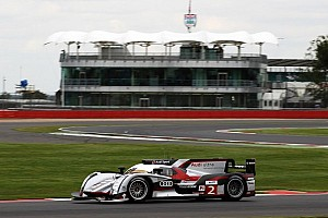 WEC Practice report Audi maintains momentum at Silverstone in Friday practices