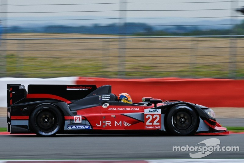 JRM edge even closer to the competition in Silverstone qualifying