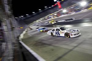 NASCAR Cup Race report Johnson, Gordon finish 2-3 at Bristol night race