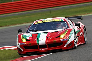 WEC Race report Ferraris won in GTE Pro and GTE Am at Silverstone