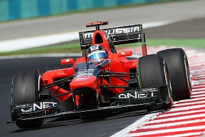 Formula 1 Preview SPA Therapy for Marussia F1 Team