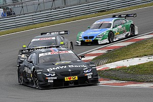 DTM Race report Three BMW drivers finish in the points in Zandvoort
