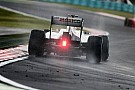 Basic homework done for Sauber on Friday in Belgian GP