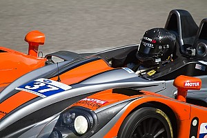 ALMS Qualifying report Problems for Conquest Endurance during qualifying at Baltimore
