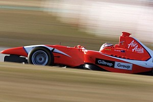 GP3 Qualifying report Evans and Laine lock out front row in Spa