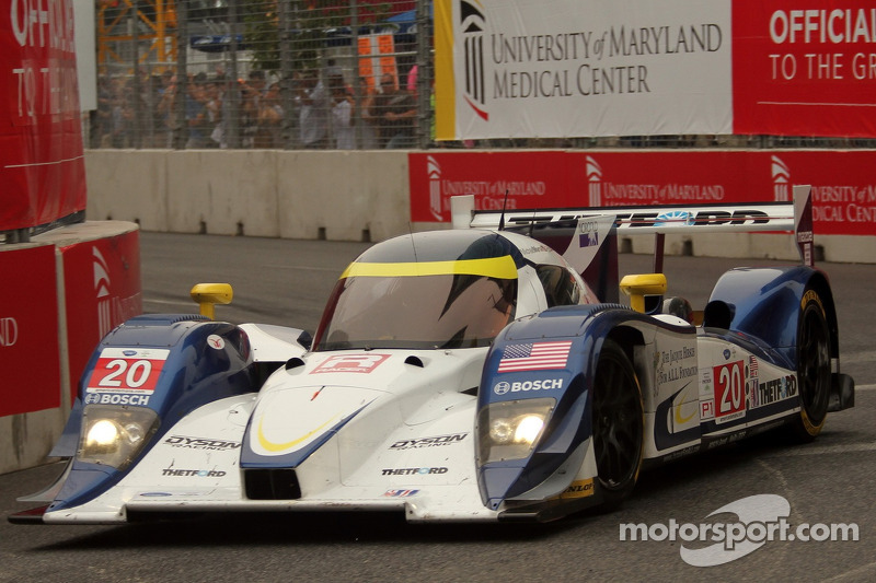 First P1 win for Michael Marsal and Eric Lux in Baltimore