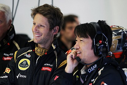 Grosjean banned for Monza after Spa crash